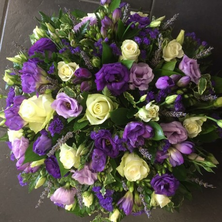 Rose & Freesia Posy Pad